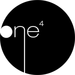 one^4 :: one to the fourth :: a photographer's collective logo